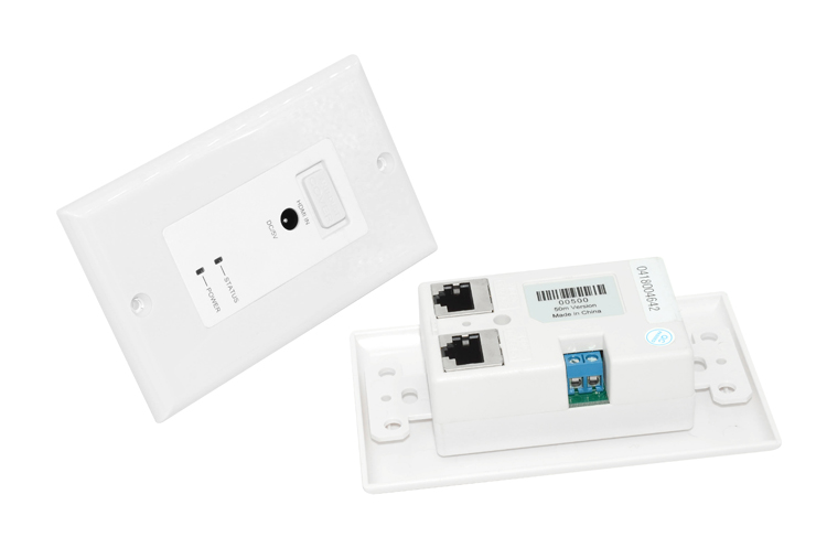 LINK-MI LM-EW06 50m HDMI Wall Plate Via UTP Cable