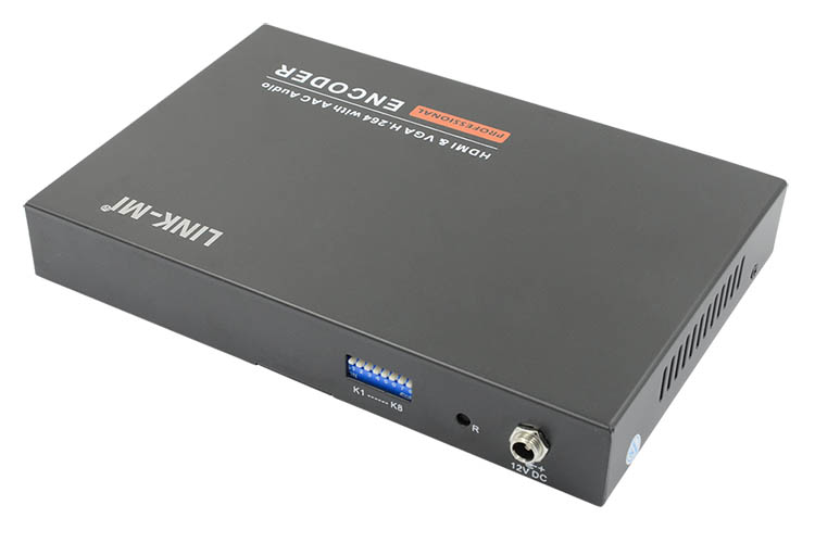 LINK-MI LM-ECM2 HDMI /VGA video encoder H.264 1080P