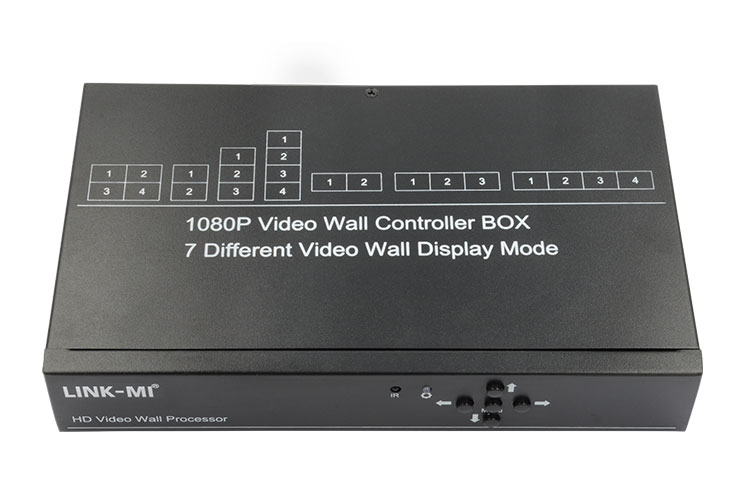 LINK-MI LM-TV04B HD VIDEO WALL CONTROLLER